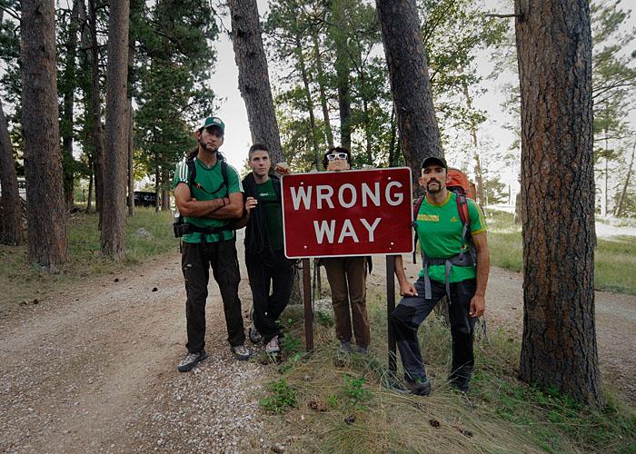 Wrong Way?