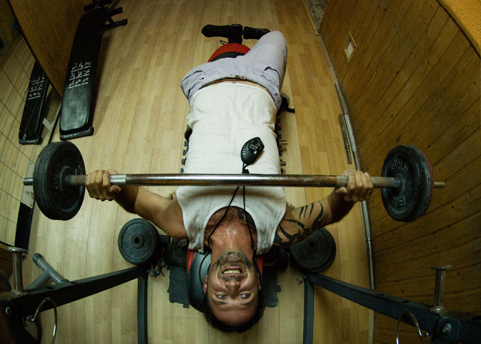 Unas pesas nunca vienen mal