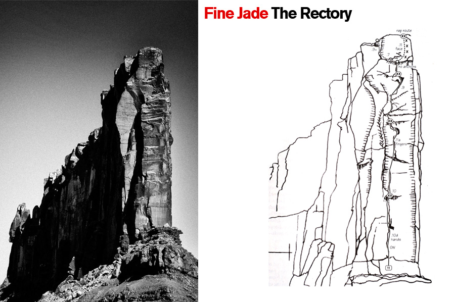 Fine Jade, The Rectory. Castle Valley