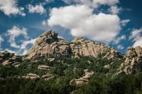 El Pájaro, Pajaro, Pedriza, escalada, clownclimbing, placa, fisuras, granito, parque nacional, sur del pájaro