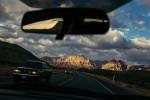 Mires por donde mires, Red Rocks mola.